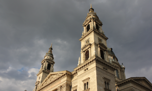 The St Stephen Basilica on a Private Tour of Budapest