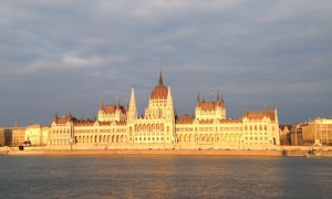 The Hungarian Parliament on a Budapest 101 Private Tour