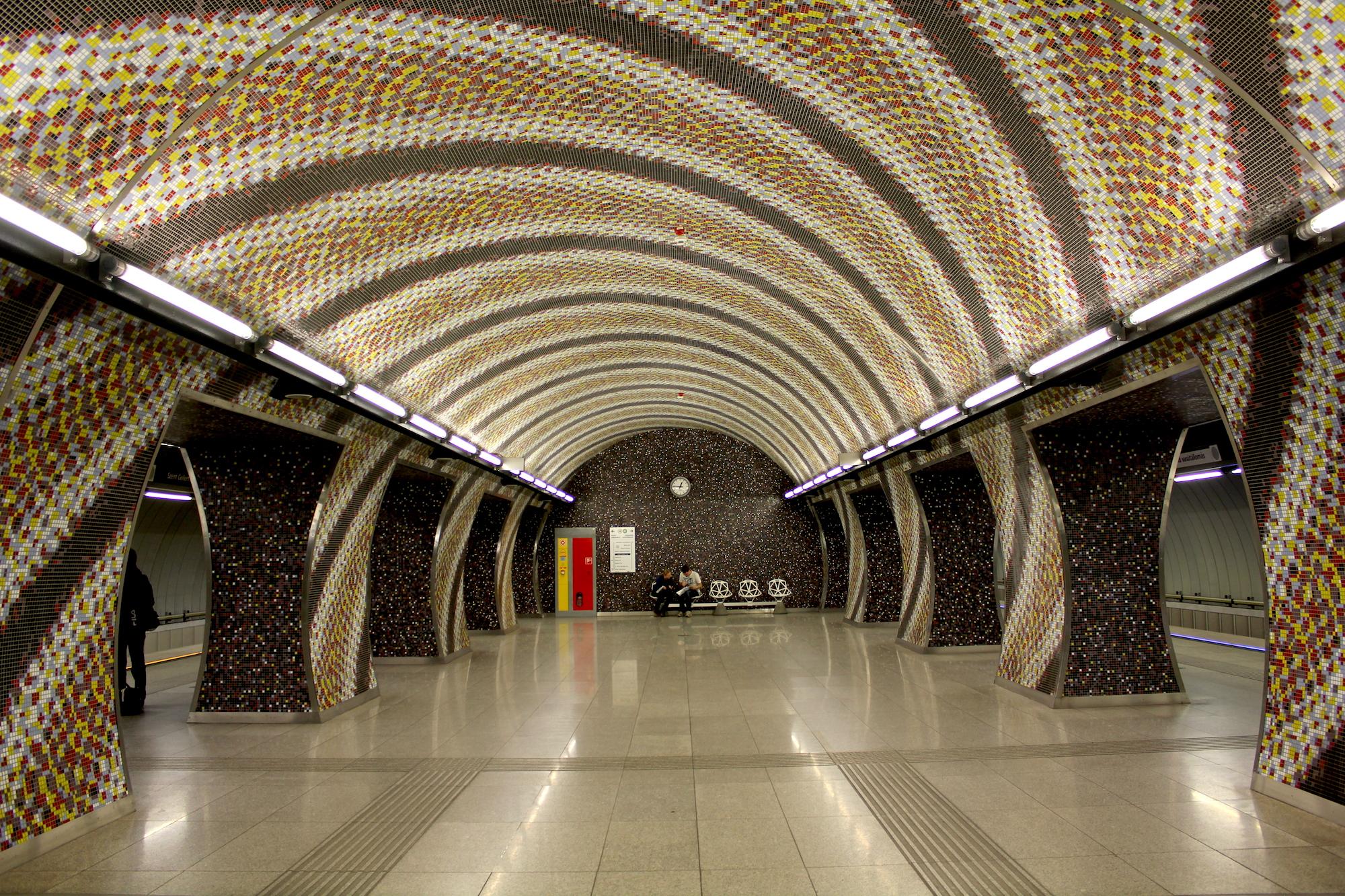 metro 4 Budapest