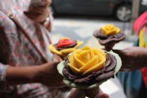 Gelarto Rosa gelato