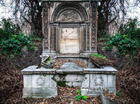 Cemetery Tour Budapest