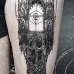 Tattoo by Gábor Zólyomi