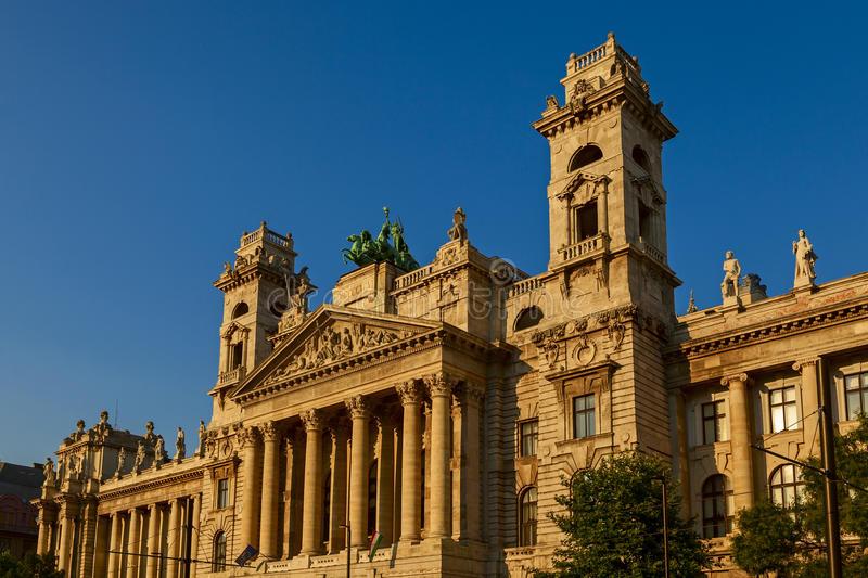 BudapestArtWeek Ethnographic Museum