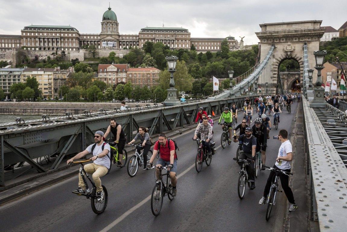 I Bike Budapest