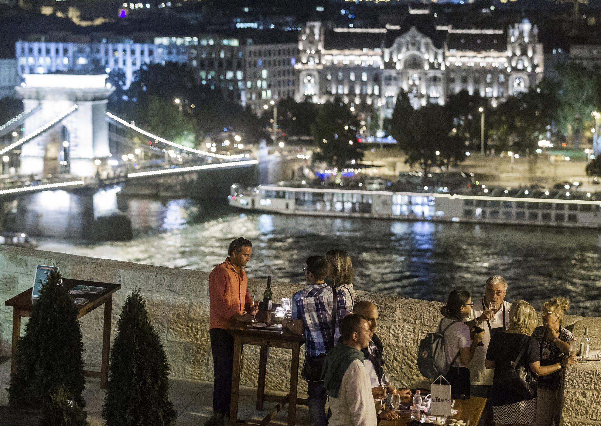 Buda Castle Wine Festival