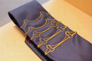 Decorate your tie with the bridges of Budapest!