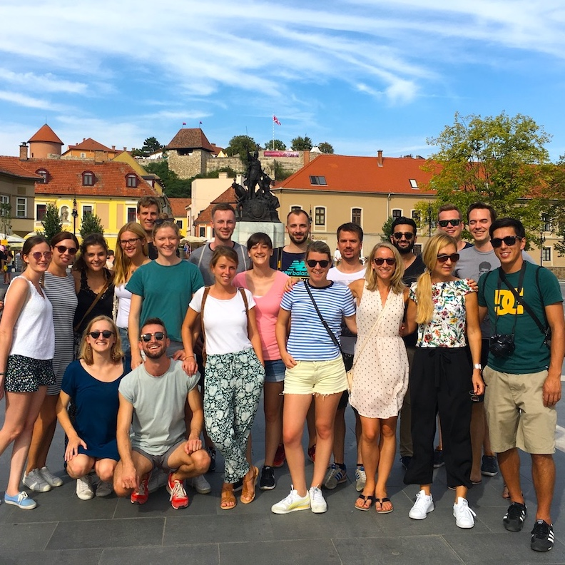 Wine tour to Eger