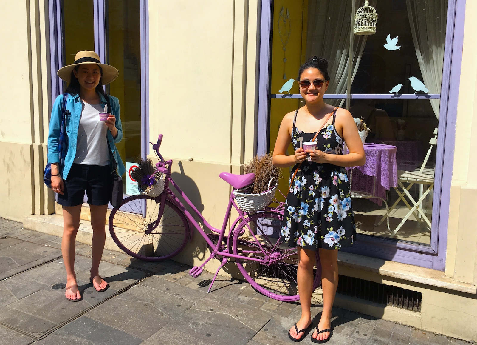 Budapest gelato tour