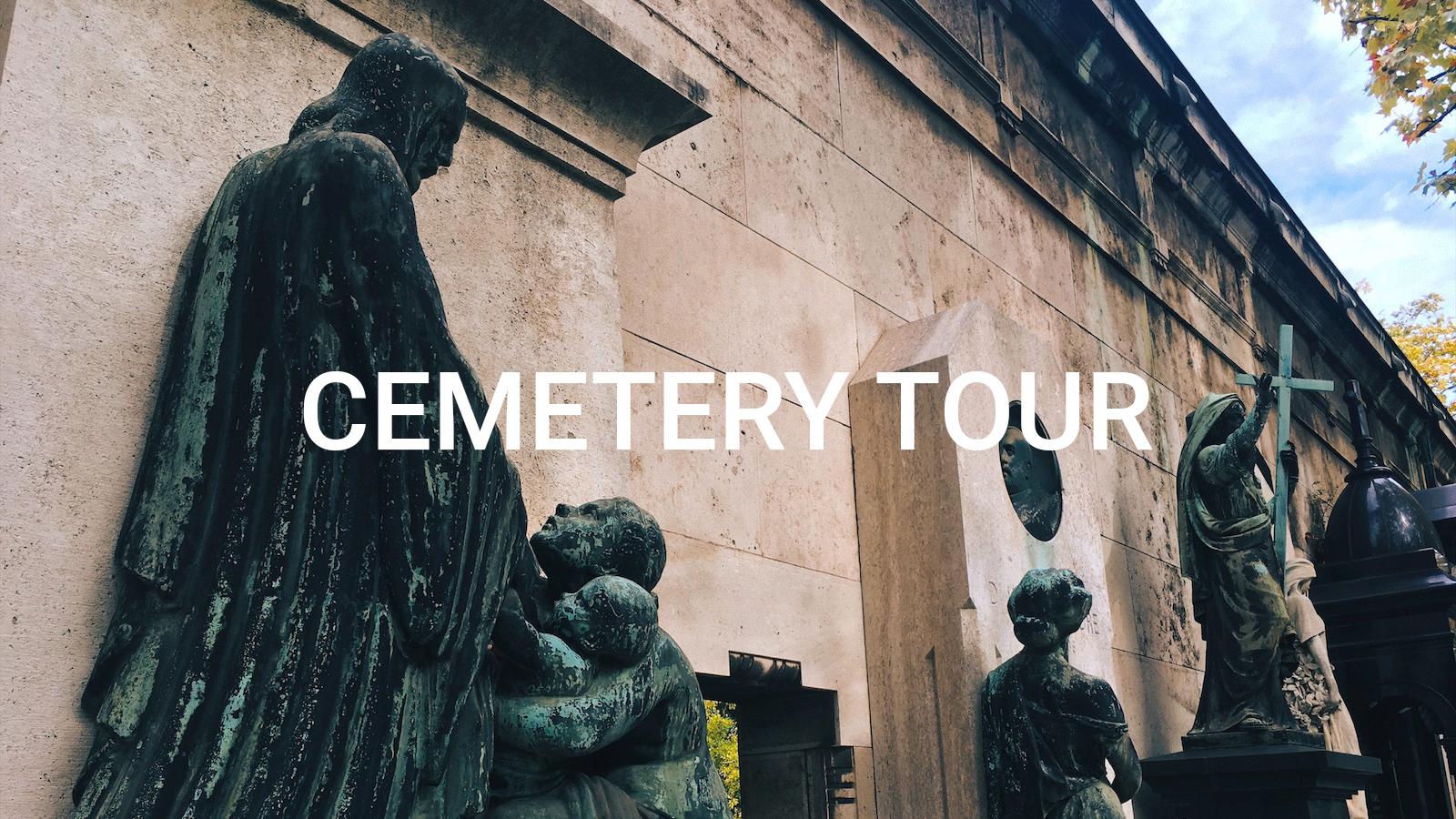 Budapest Cemetery Tour