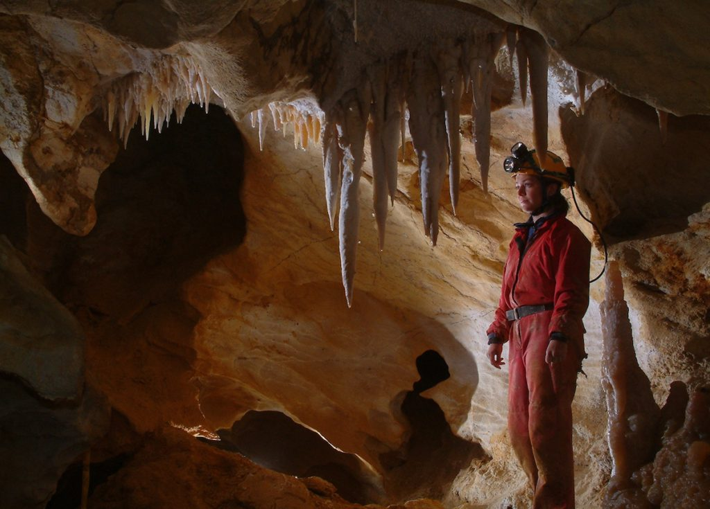 Visiting the Pál-völgyi cave is a great adventure