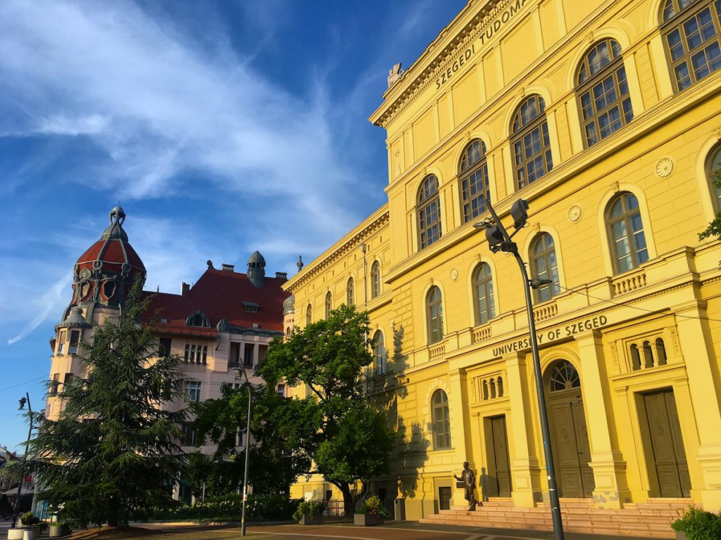The University of Szeged