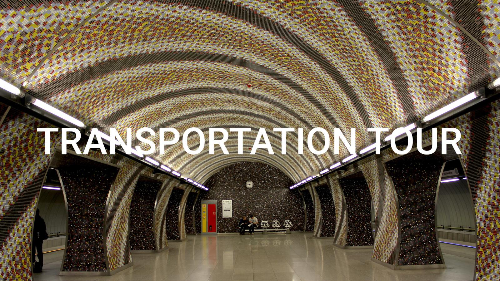 Budapest Transportation Tour