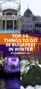 Things to do in winter in Budapest
