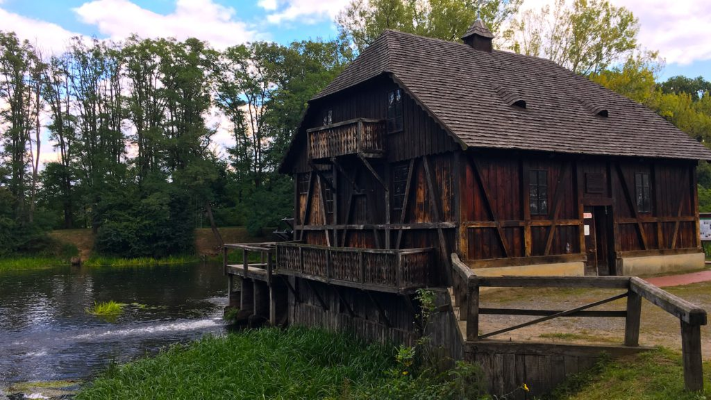 Water Mill in Hungary