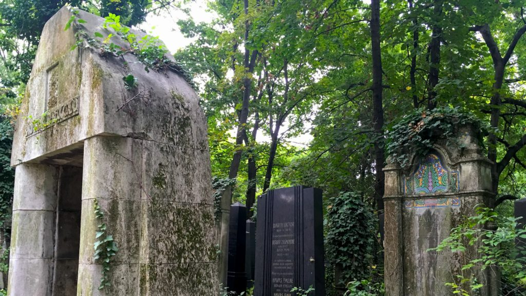 A once abandoned Jewish cemetery in Budapest - discover it on a private tour
