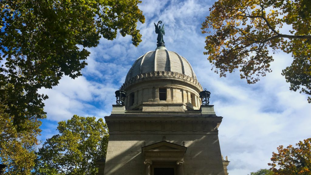 Deák Mausoleum at the Kerepesi cemetery, Budapest