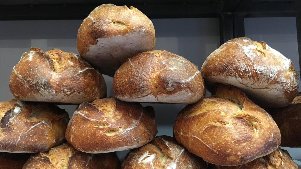 Hungarian sourdough bread - Private Food Tour Budapest