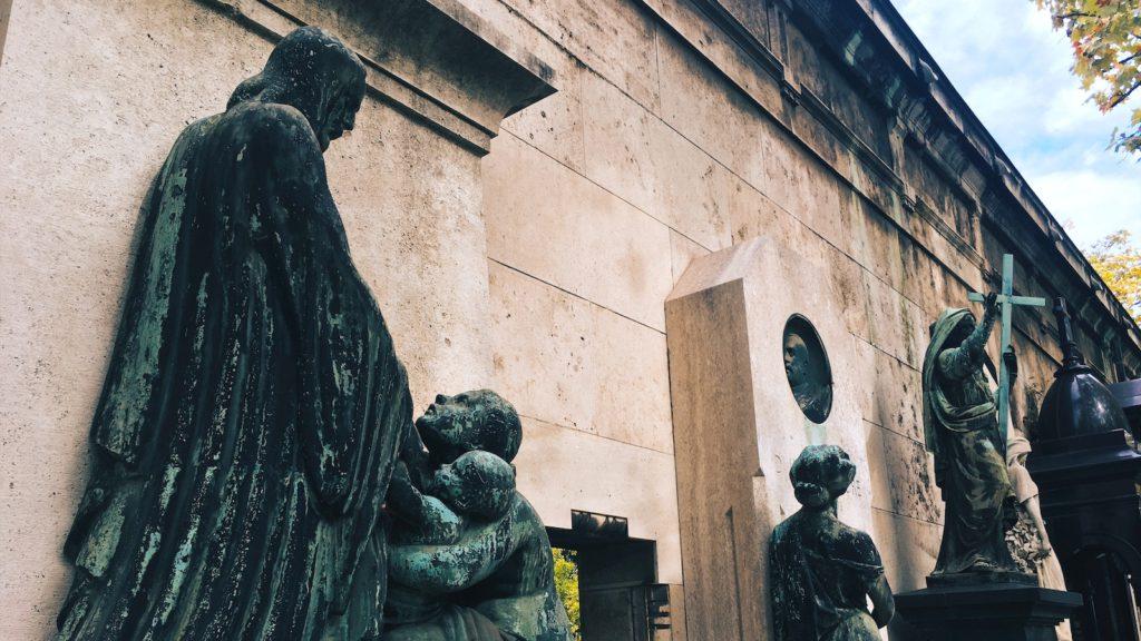 Cemetery Tour, Budapest
