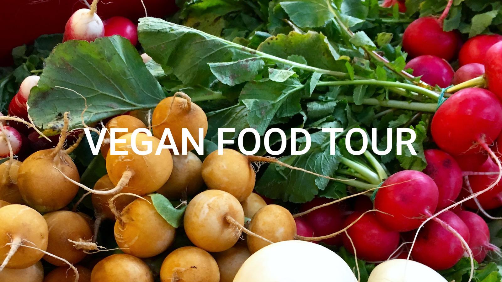 Budapest Vegan Food Tour