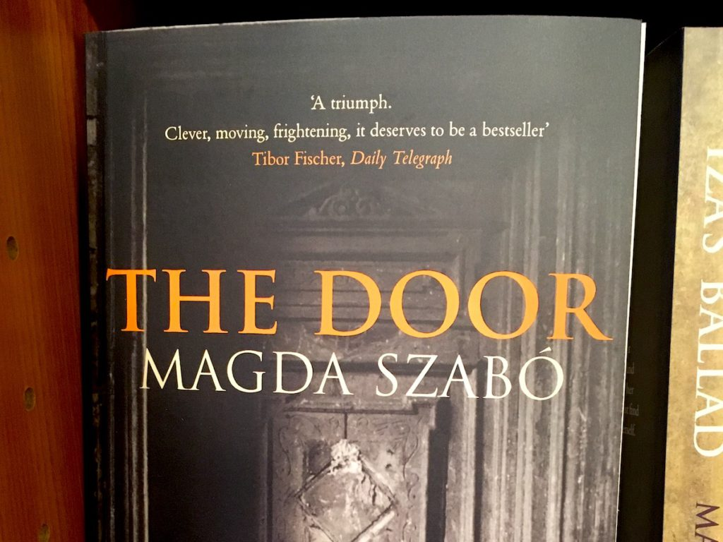 Szabó Magda The Door book cover