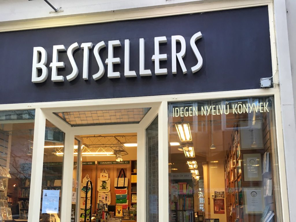 Bestsellers Bookstore